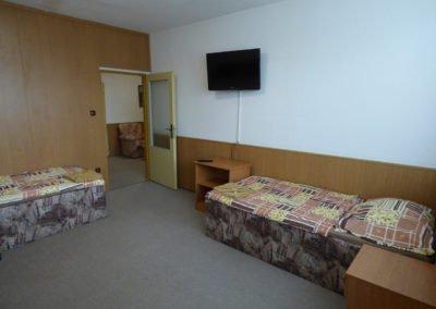 Hotel Morávka pokoj 216